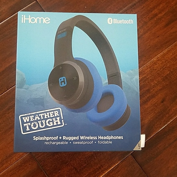 8f600a2b5ae iHome Other | Bluetooth Wireless Headphones Ib88 | Poshmark